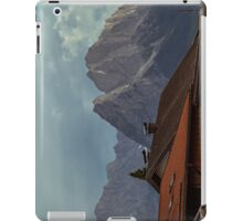 Zugspitze iPad Case/Skin