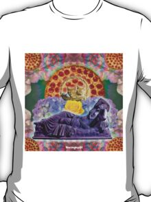 Pizza Sunrise Venus T-Shirt