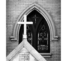 Edenside Cross Photographic Print