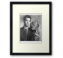 Tom Hanks  Framed Print