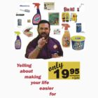 Billy Mays...a hero by Dylan  Dacy