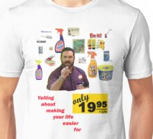 Billy Mays...a hero Unisex T-Shirt