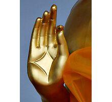 Buddha Hand Photographic Print
