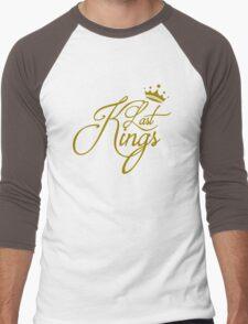 Last Kings Men's Baseball ¾ T-Shirt