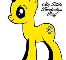 Borussia Unicorn by ihartjoehart