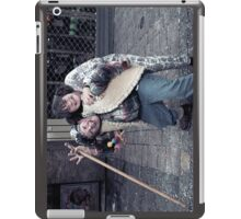 Carnaval  with my inventions on light OKAIO that creates a real RELIEF and Studio Portable OKAIO  07 (c)(t)  by Olao-Olavia / Okaio Créations 1998 iPad Case/Skin