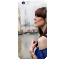 A day out in Greenwich - Tall masted ships iPhone Case/Skin