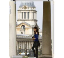 A day out in Greenwich -  iPad Case/Skin