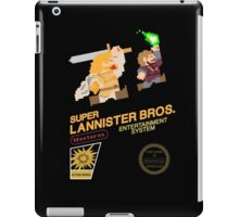 Super Lannister Bros. iPad Case/Skin