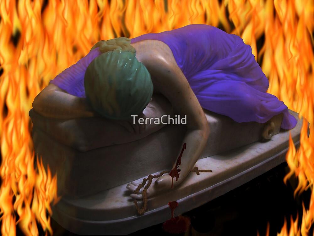 Death Of Faith by TerraChild