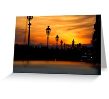Firenze Ambiance Greeting Card