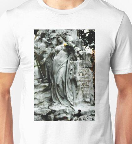 Johann Strauss Grave Unisex T-Shirt