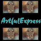 Artful Express by RLHall