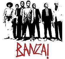 Buckaroo Banzai by mournblade1066