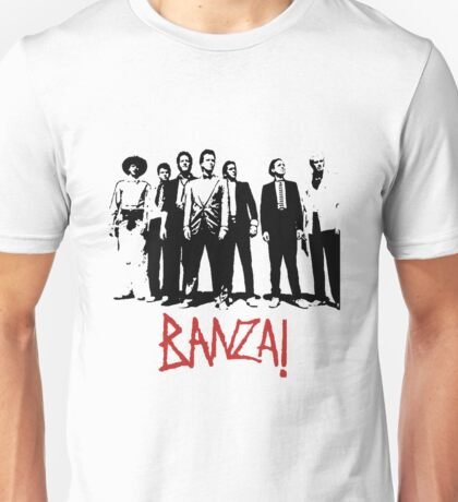 Buckaroo Banzai Unisex T-Shirt