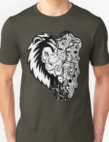 Psychedelly Lion T-Shirt