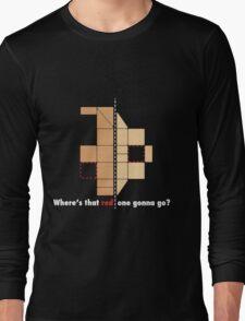 The Heinsbergen Question Long Sleeve T-Shirt