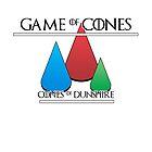 Game of Cones: Cones of Dunshire by Braelove