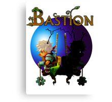 "Bastion - Kid's ""Heartless"" Canvas Print"
