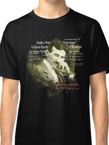 Tesla Wardenclyffe Classic T-Shirt
