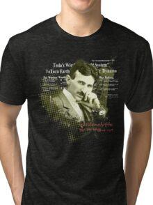 Tesla Wardenclyffe Tri-blend T-Shirt