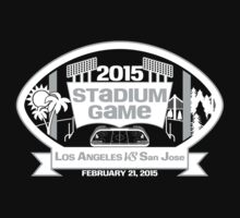 2015 Stadium Game - White Text by theroyalhalf