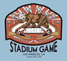 2014 OC Stadium Game T-Shirt One Piece - Short Sleeve