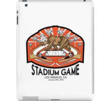 2014 OC Stadium Game T-Shirt iPad Case/Skin