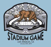 2014 LA Outdoor Game T-Shirt Kids Clothes