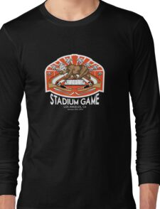 OC Stadium Game T-Shirt (White Text) T-Shirt