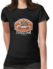 OC Stadium Game T-Shirt (White Text) Womens Fitted T-Shirt