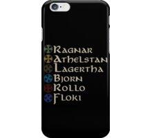 Team Vikings iPhone Case/Skin