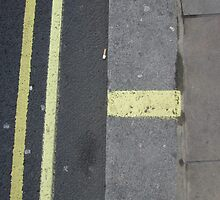 Road Markings by J-Bowden