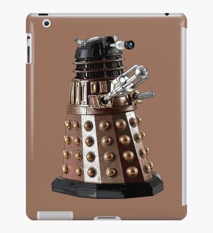 Once a Dalek, Always a Dalek iPad Case/Skin