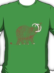 The wooly mammoth T-Shirt
