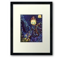 You are Stardust Framed Print