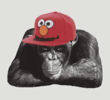 Monkey G by branmattic
