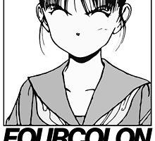 FOURCOLON FUKU  by fourcolon
