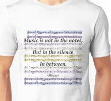 Notes Unisex T-Shirt