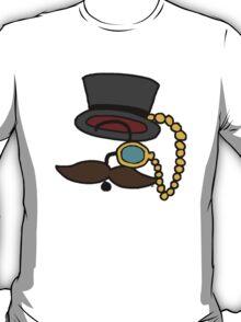 Mysterious Fancy Man  T-Shirt