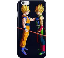 Father and son iPhone Case/Skin