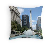 downtown toronto, CANADA 08 Throw Pillow