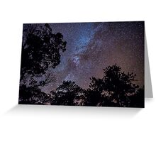 Over the Pines - Grand Canyon National Park, Arizona Greeting Card