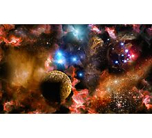 Altar of the Gods Photographic Print