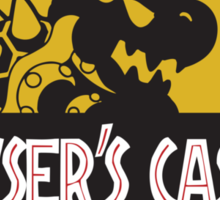 Bowser's Castle Sticker