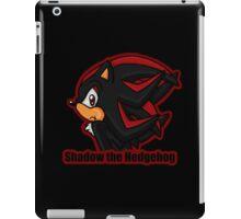 Shadow the Hedgehog -bust- iPad Case/Skin