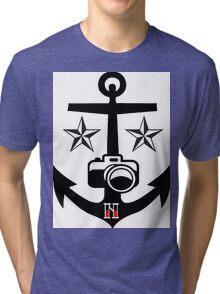 Jeff Newell Photo Tri-blend T-Shirt