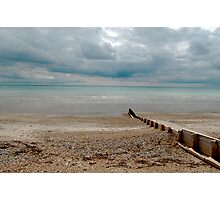 Southern Sea View Photographic Print