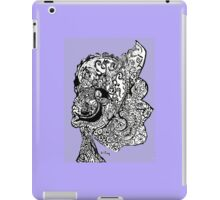 Abstract Sketch  iPad Case/Skin