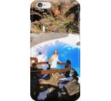 Moi..................................Lanzarote iPhone Case/Skin